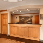 Best Western Plus Lincoln Sands Oceanfront Suites Front Desk