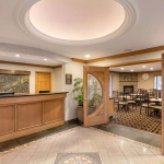 Best Western Plus Lincoln Sands Oceanfront Suites Lobby
