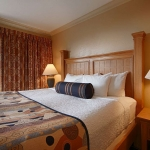Best Western Plus Lincoln Sands Oceanfront Suites Queen Bed